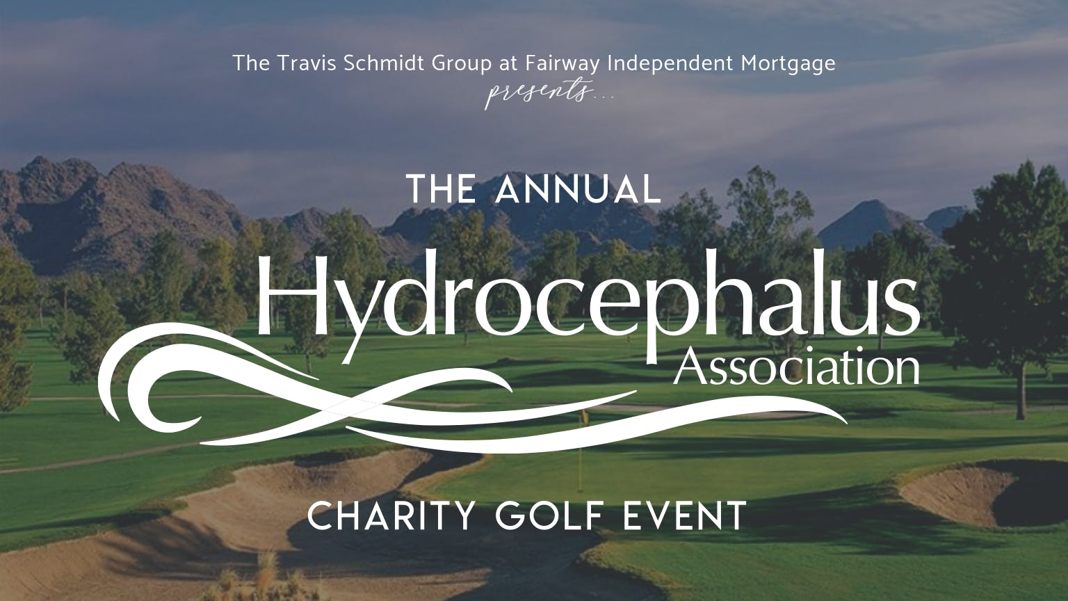 The Annual Hydrocephalus Charity Golf Event