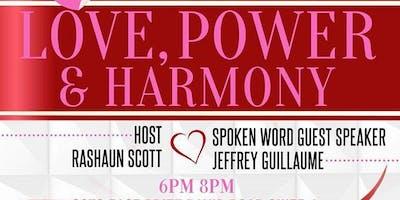 Love,Power&Harmony
