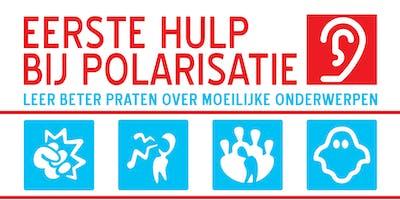 Eerste Hulp Bij Polarisatie: beter praten met de Gemeente Utrecht
