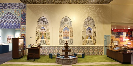 America-to-Zanzibar Exhibit of Muslim Cultures