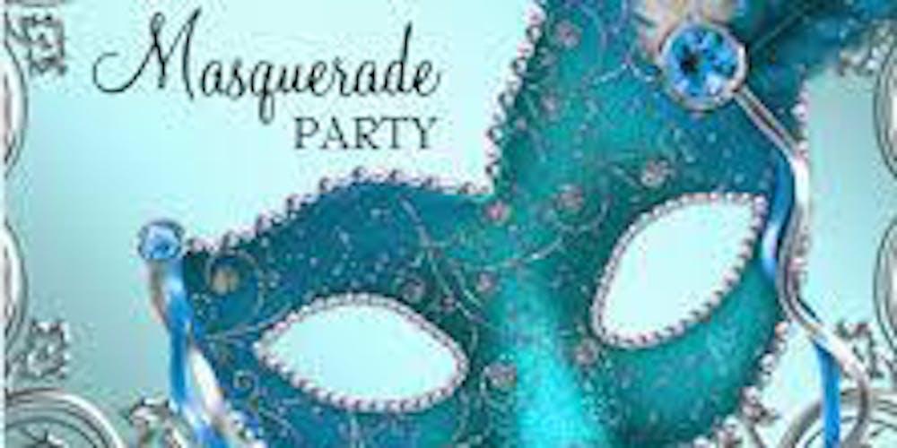28e2284d55 2nd Annual Masquerade Gala Tickets