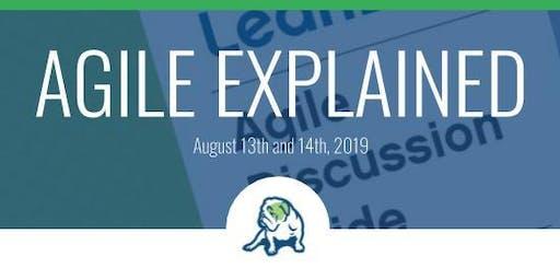 LeanDog Training - August Agile Explained
