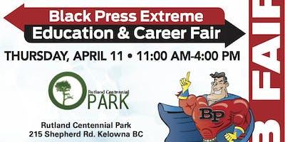 Black Press Extreme Education and Career Fair