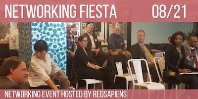 Networking Fiesta: Redsapiens Networking Event
