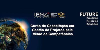 Curso de Capacitaçao em Gestão de Projetos pela Visão de Competências