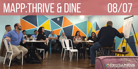 Thrive & Dine: Power Dinner for Business Builders tickets