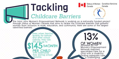 Tackling Childcare Barriers Focus-Group