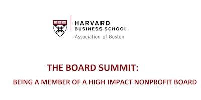 The Nonprofit Board Summit