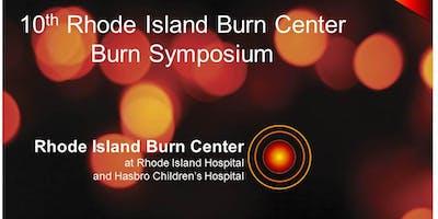 Rhode Island Burn Center- 10th Burn Symposium