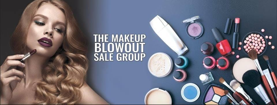 A Makeup Blowout Sale Event - Chandler, AZ