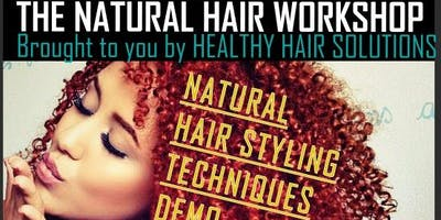 THE NATURAL HAIR WORKSHOP