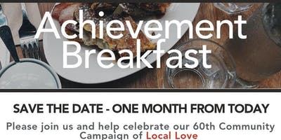 2018 Breakfast Achievement