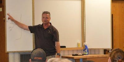 Arborist Certification Review Class - March 19 & 20, Macon (Dry Branch)