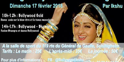 Stage danse Bollywood Gold
