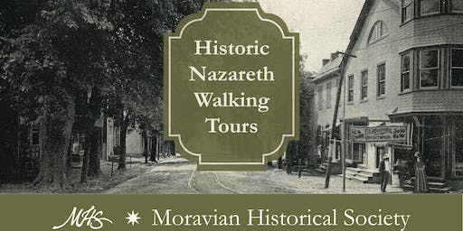 Historic Nazareth Walking Tour