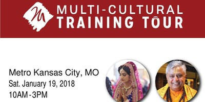 Saturday, January 19th-Multi-Cultural Educational Training Tour Opportunity!