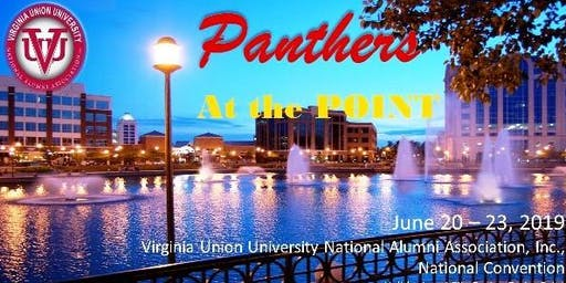 Panthers At the Point - Convention 2019