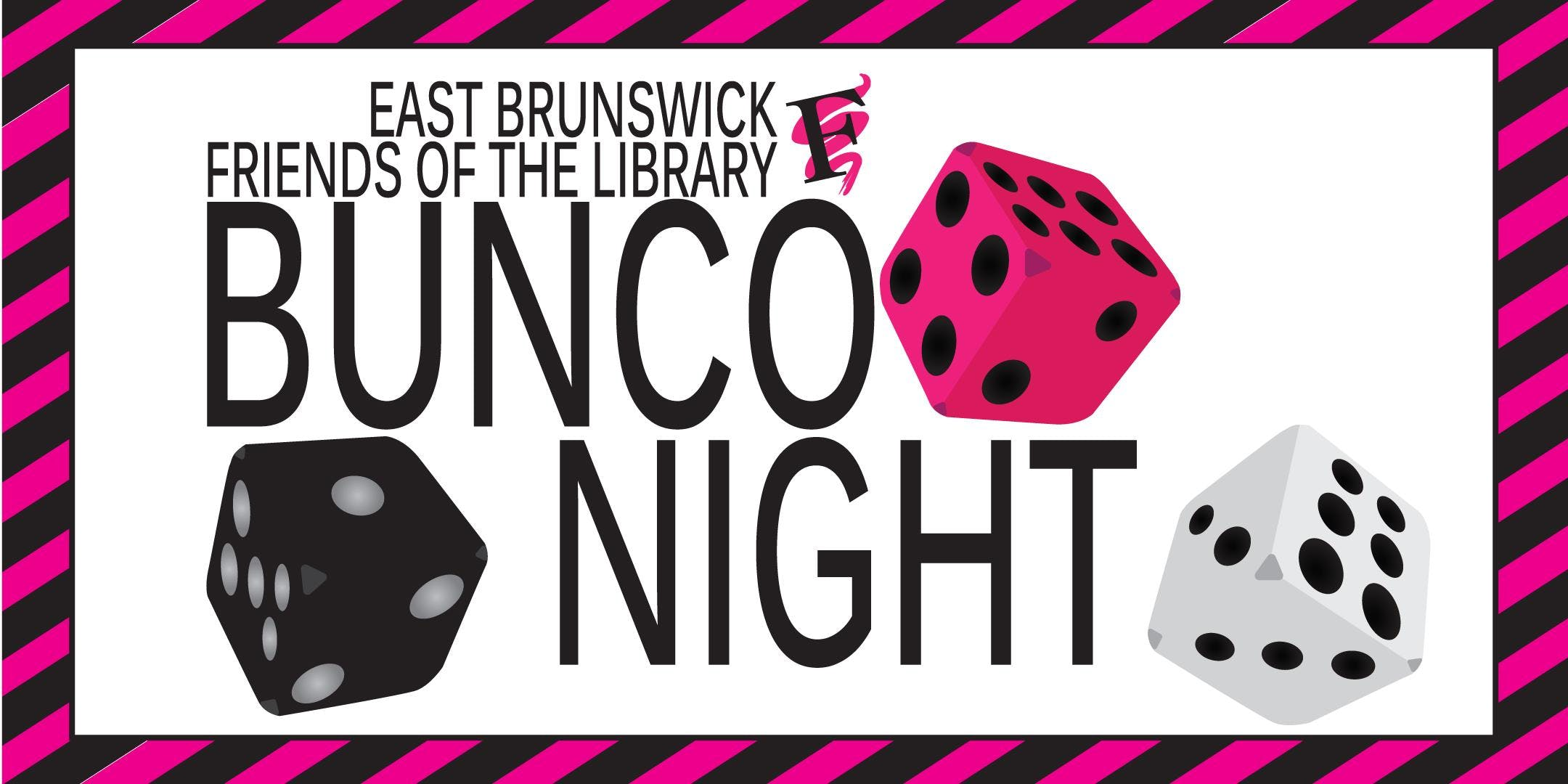 Friends of the Library Bunco Night