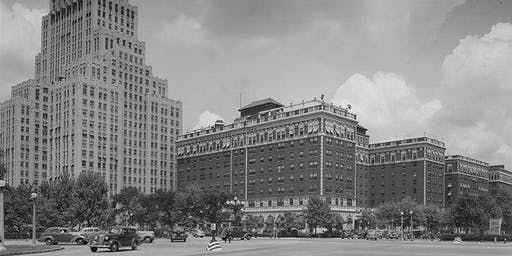 Historic Hotel Tour at Chase Park Plaza - Summer