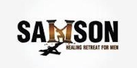 Samson Healing Retreat in NJ tickets