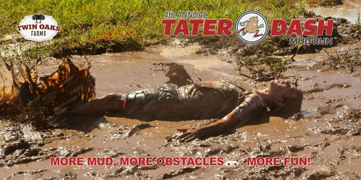Tater Dash Mud Run 2019 - 6th Annual
