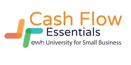 Cash Flow Essentials - The Basics of Managing Cash Flow tickets