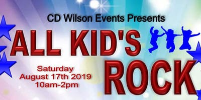 All Kid's Rock Conference 2019