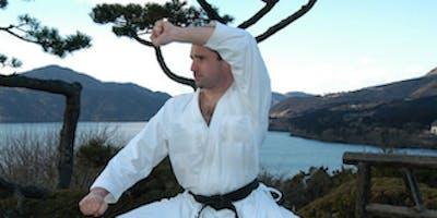 Scott Langley International Karate Instructor April 2019 Canada Seminars