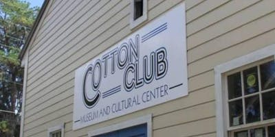AT LAST! THE COTTON CLUB MUSEUM'S OPENING GALA!