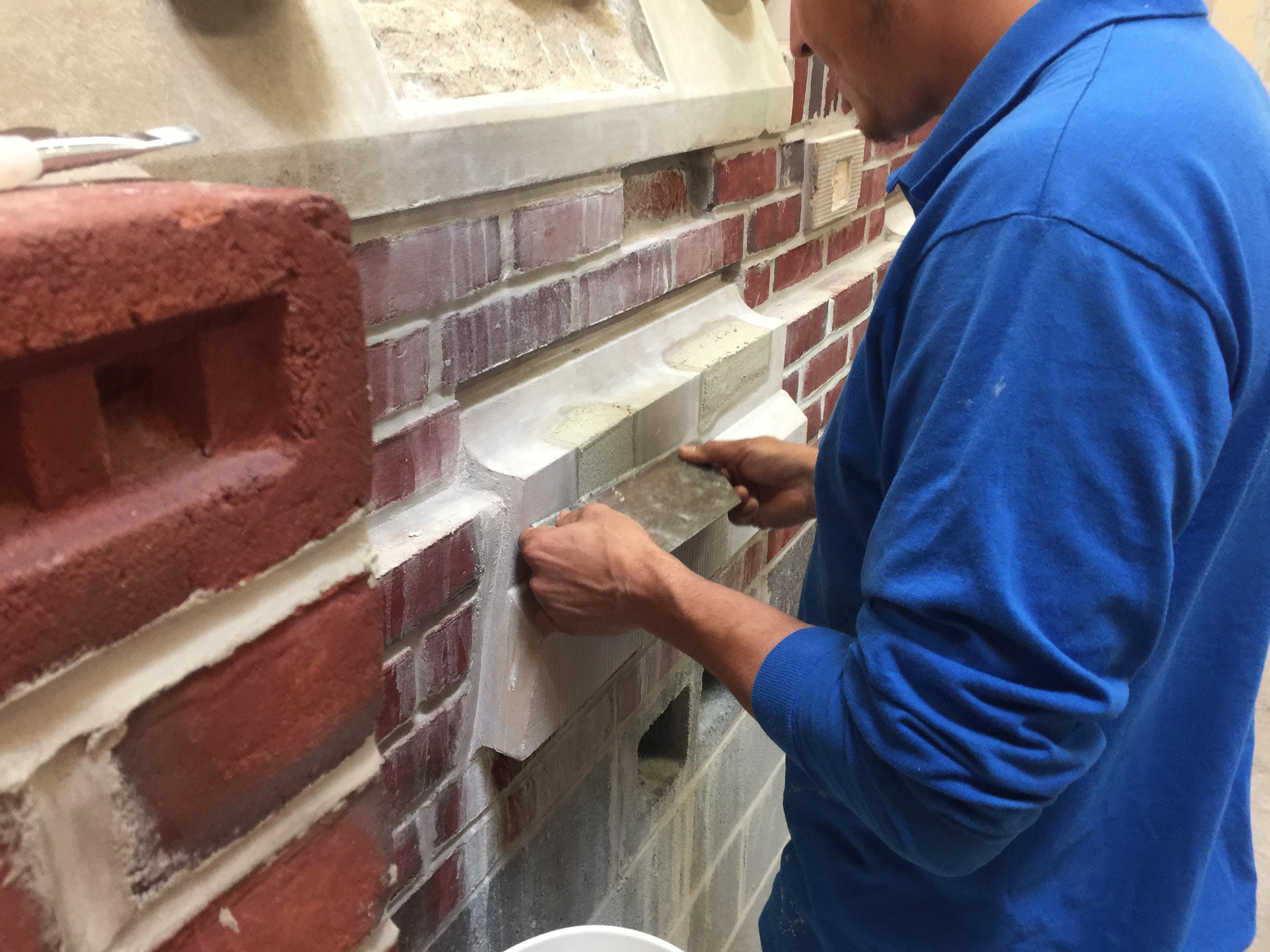 SWRI Validated Training - Masonry Repair Elem