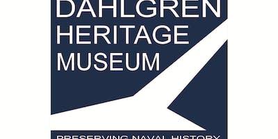 October Dahlgren Heritage Museum Base History Tour
