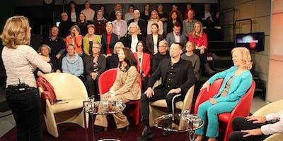""\""""Erfolge bevorzugt"""" 22.02.19  Hamburg 1  Talkshow Aufzeichnung & Netzwerken""