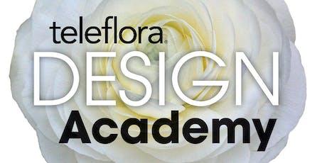 Teleflora Design Academy - Modern Wedding: Creative Concepts tickets