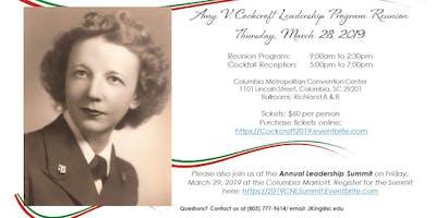 Amy V. Cockcroft Leadership Program Reunion