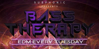 Subphonic Presents: Bass Therapy 1/29 ft GAWM