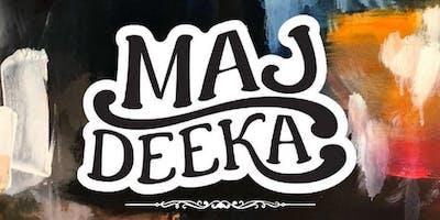 Maj Deeka w/ African Unplugged