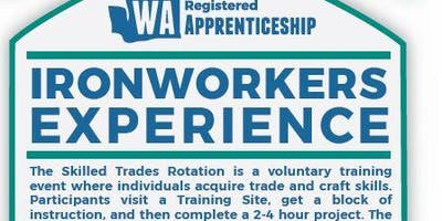 Ironworkers Hands on Experience (Skilled Trades Rotation)