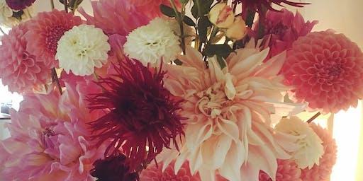 No Floral Foam - Floristry Workshop