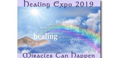 Healing Expo 2019 - Miracles Can Happen