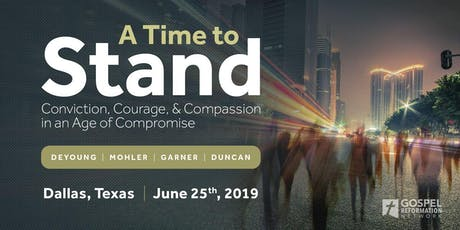 A Time to Stand: Conviction, Courage, & Compassion in an Age of Compromise tickets