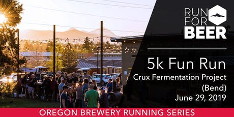Crux Fermentation 5k Fun Run tickets