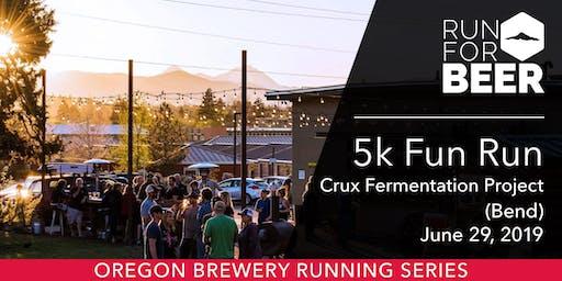 Crux Fermentation 5k Fun Run