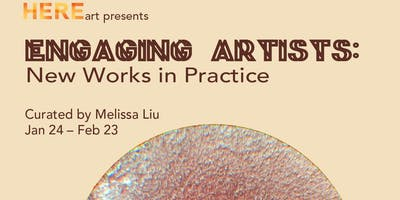 Engaging Artists: New Works in Practice