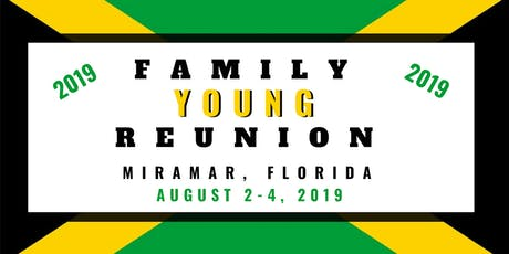 2019 Young Family Reunion tickets