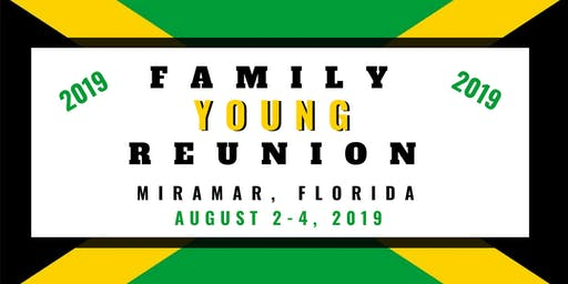 2019 Young Family Reunion