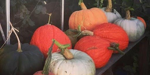 Halloween Floristry Workshop