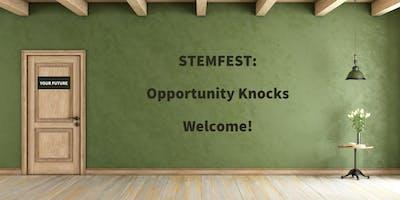 STEMFEST: Opportunity Knocks (Exhibitor Registration)