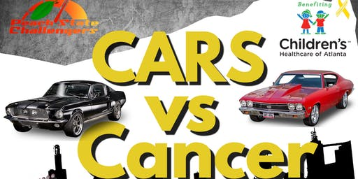 4th annual Cars vs Cancer Car Show presented by Peach State Challengers