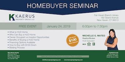 HUD Homebuyer Seminar