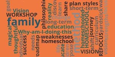 Homeschool Vision Workshop